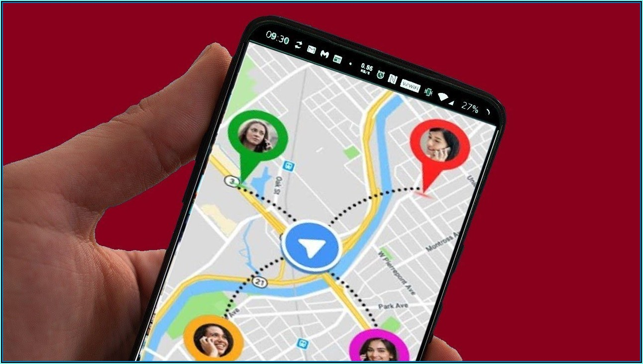 Track Cell Phone Location Using Google Maps