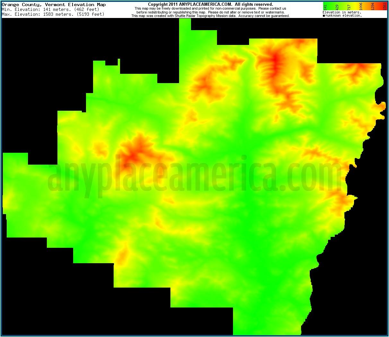 Vermont Topo Maps Free