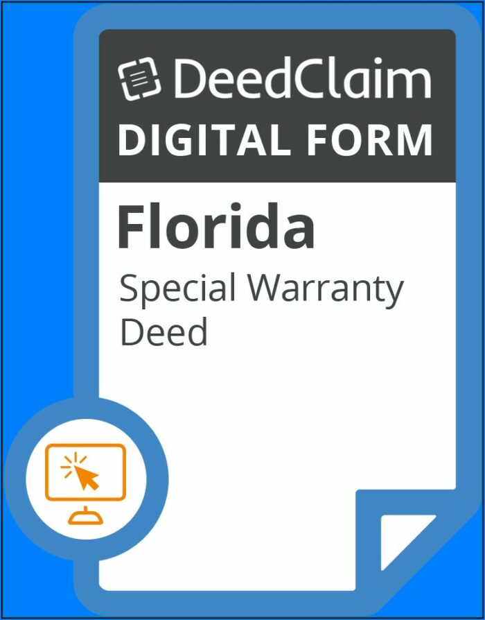 Warranty Deed Template Florida