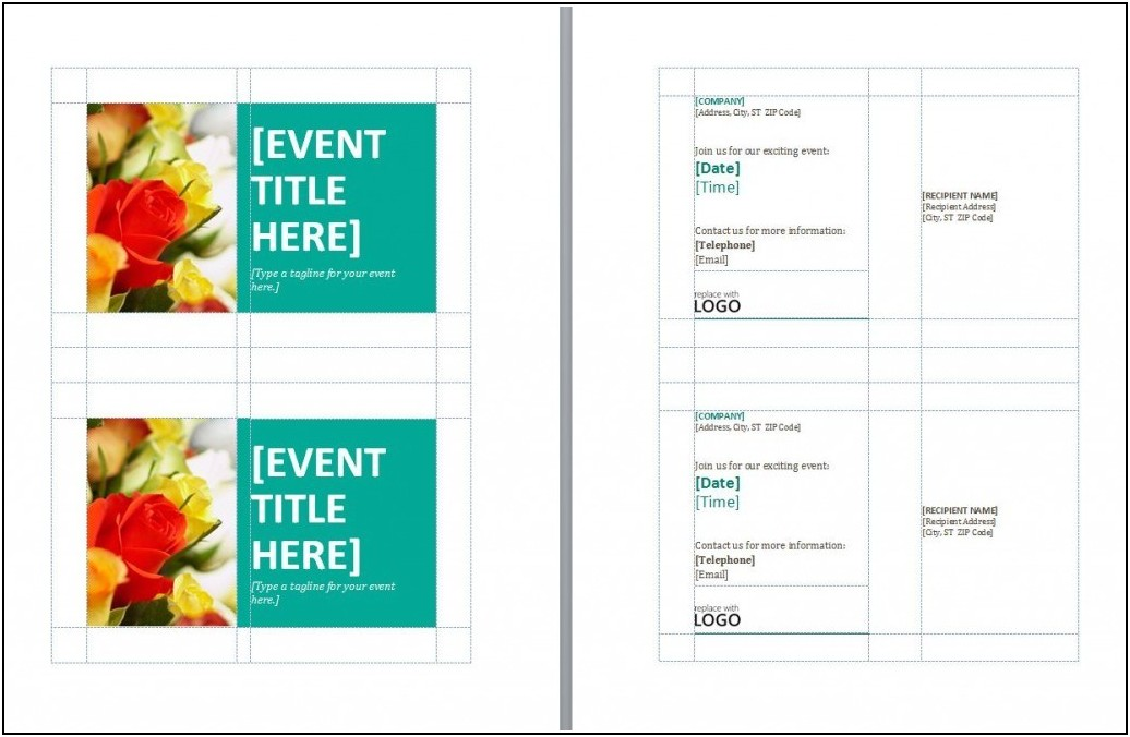 Avery Name Badge Template 5392