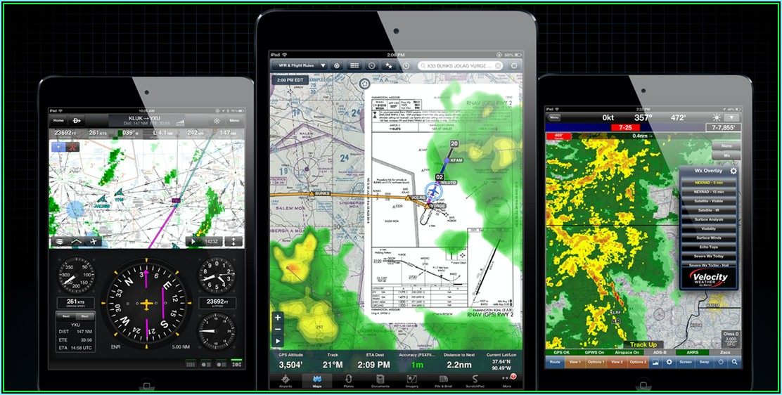Aviation Maps For Ipad