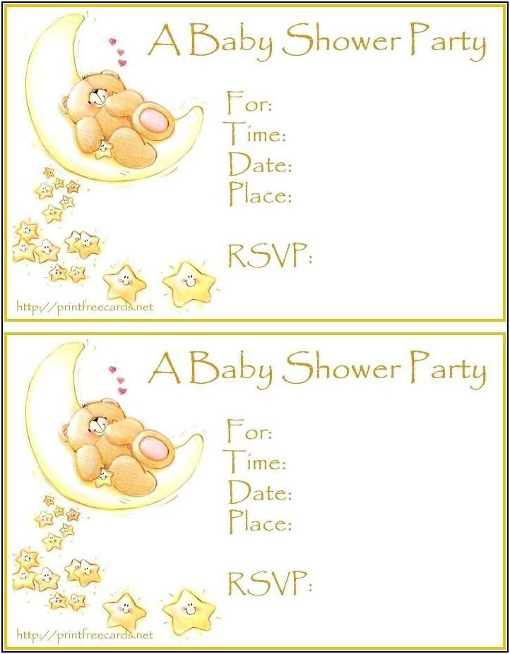 Baby Q Invitations Templates Free