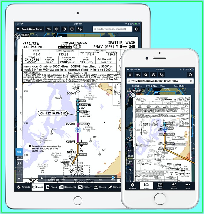 Best Aviation Maps For Ipad