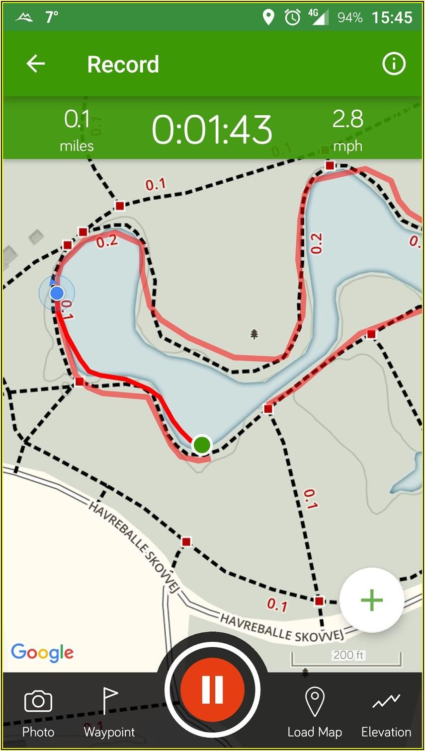 Best Gps Hiking Map App