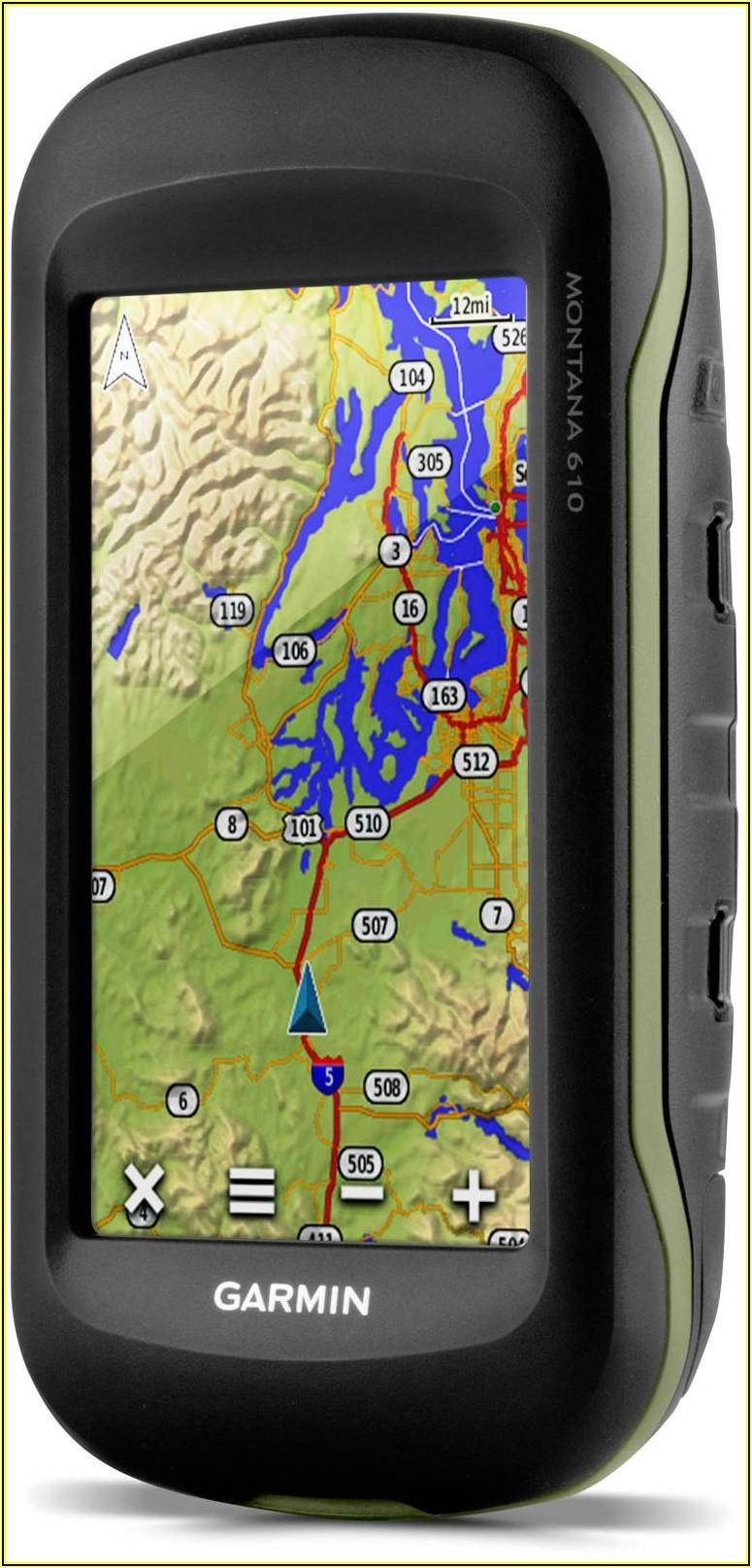 Best Gps Hiking Maps
