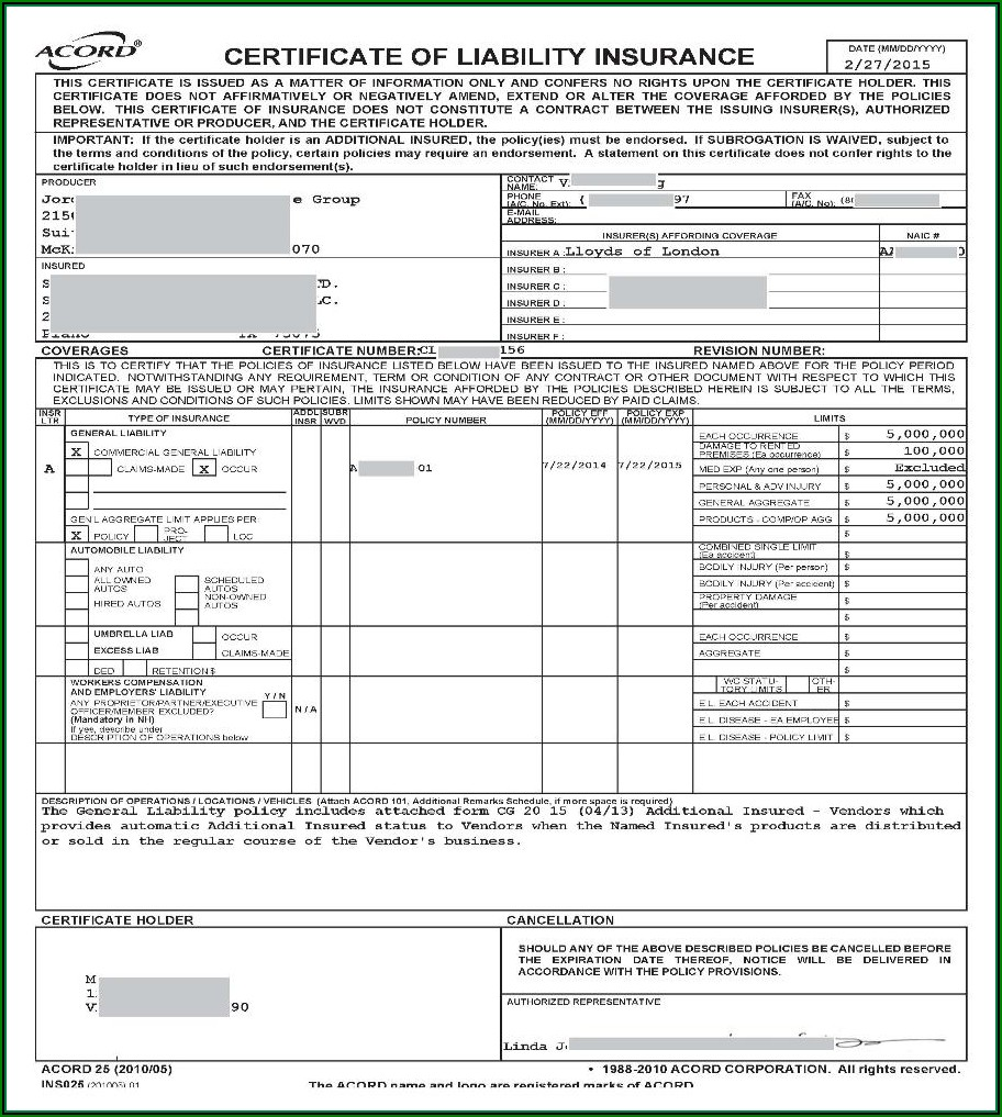 Customs Isf Filing