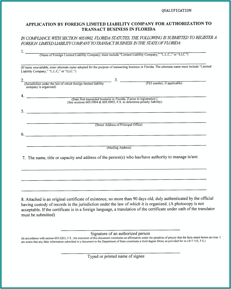 Delaware Llc Conversion Forms
