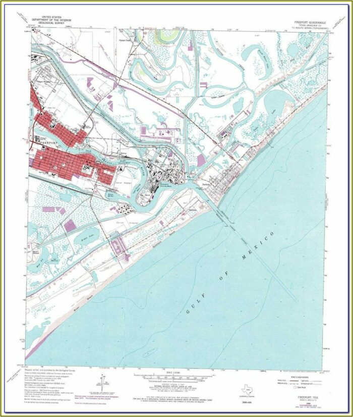 Delorme Maps Freeport Maine
