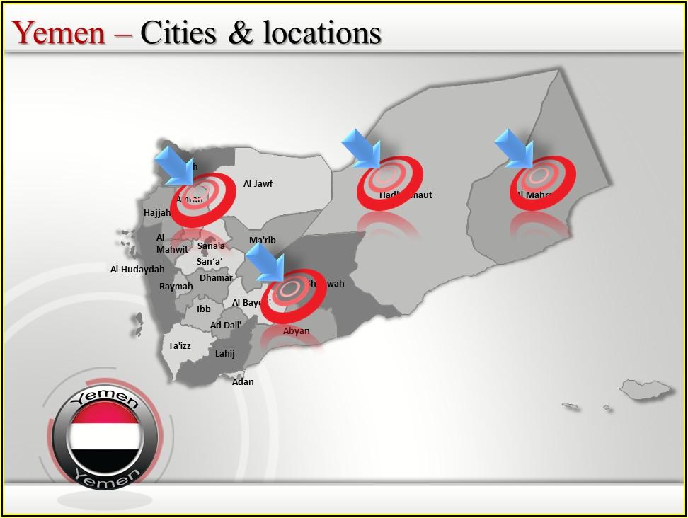 Editable Ppt Maps