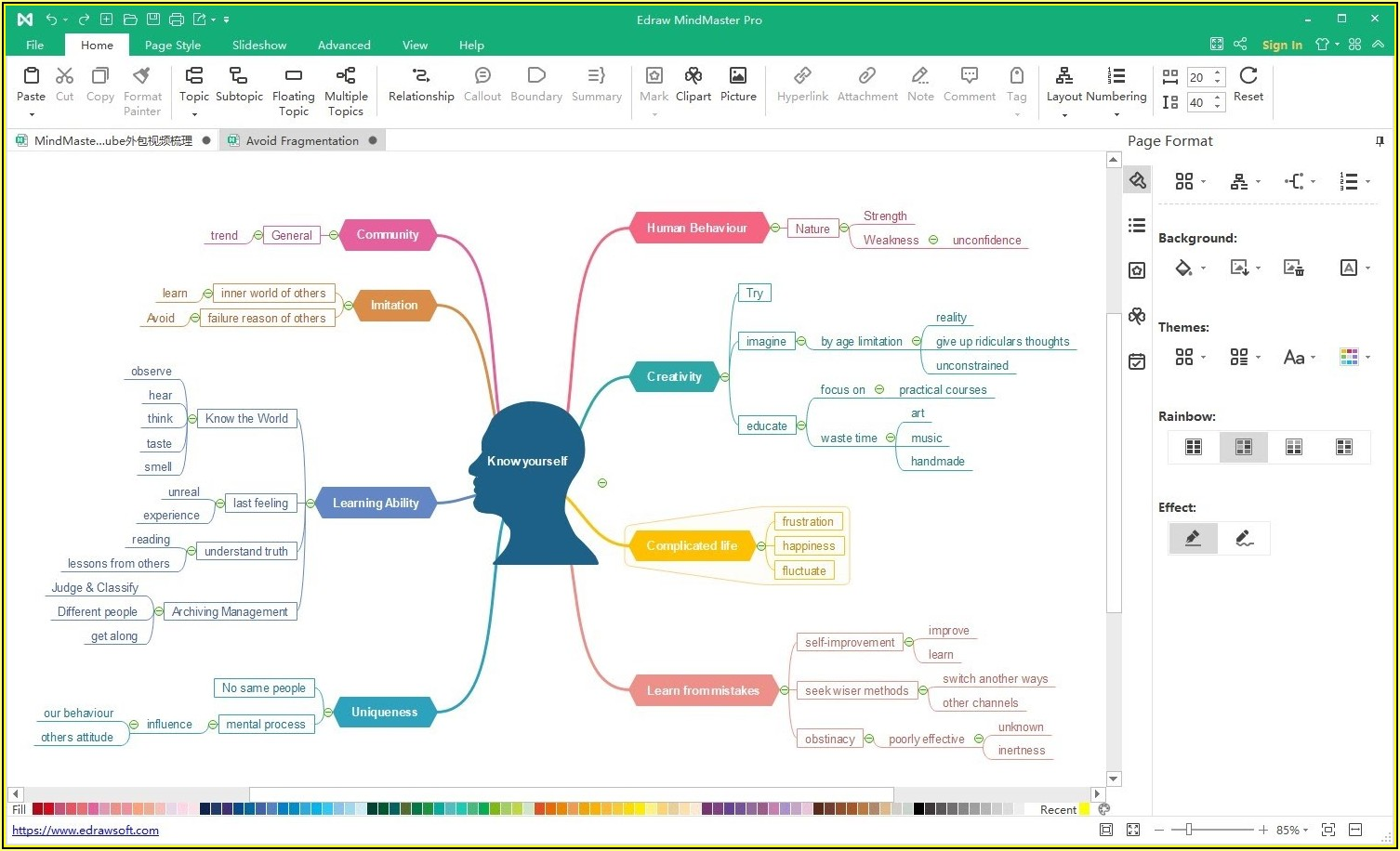 Free Mind Map Software Download For Windows