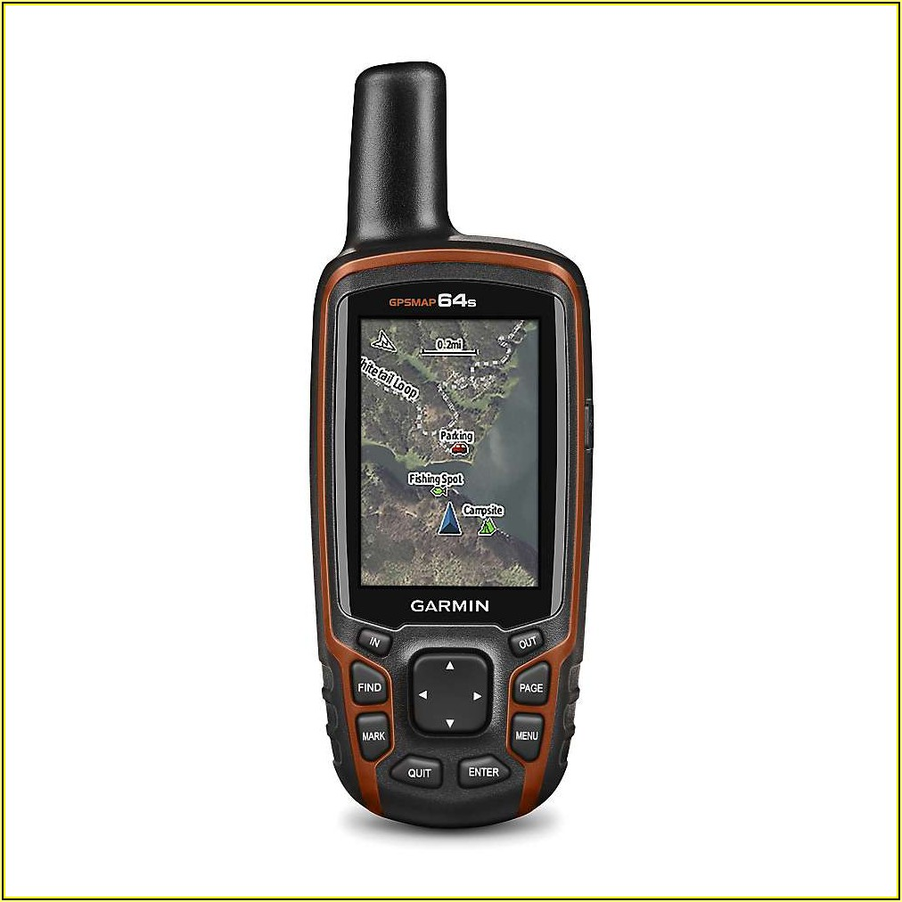 Garmin Gps Map 64s Review