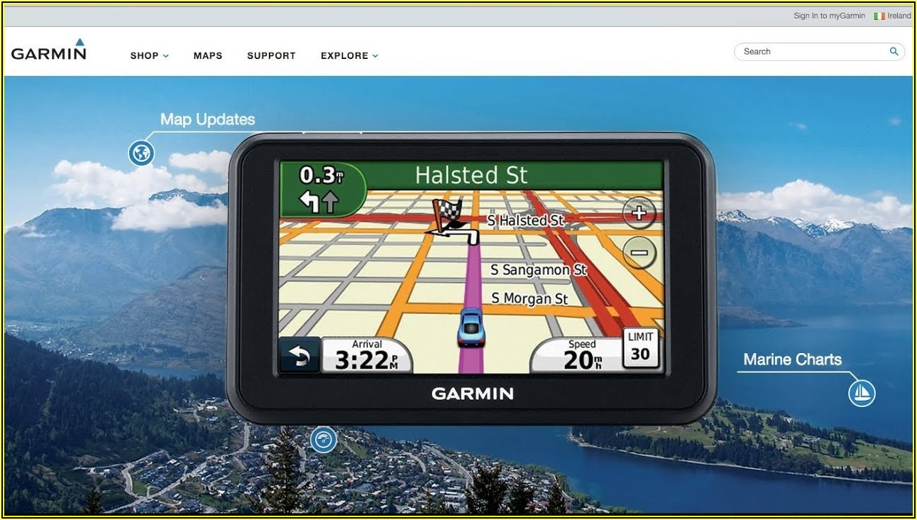 Garmin Nuvi 200 Map Update 2018