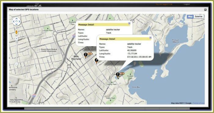 Google Map Gps Tracking