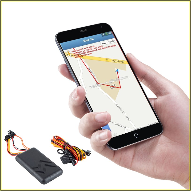 Google Map Gps Tracking Api