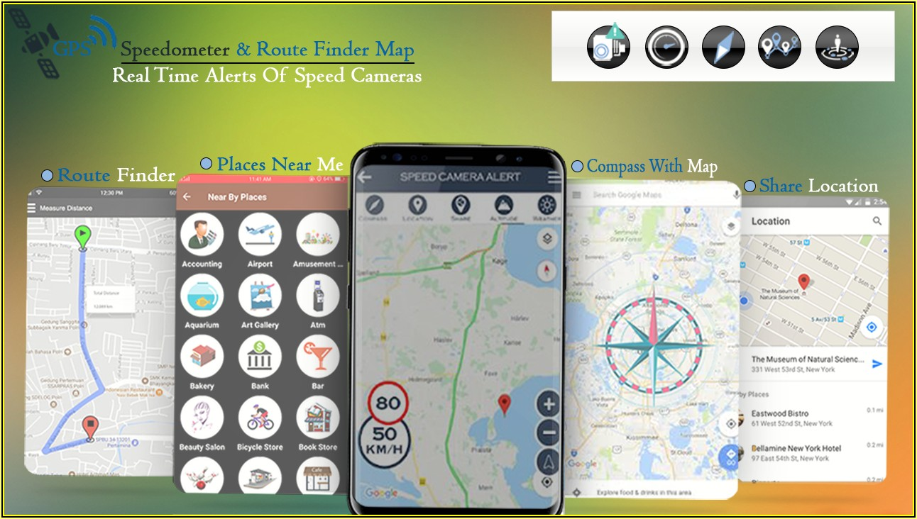 Gps Finder Map