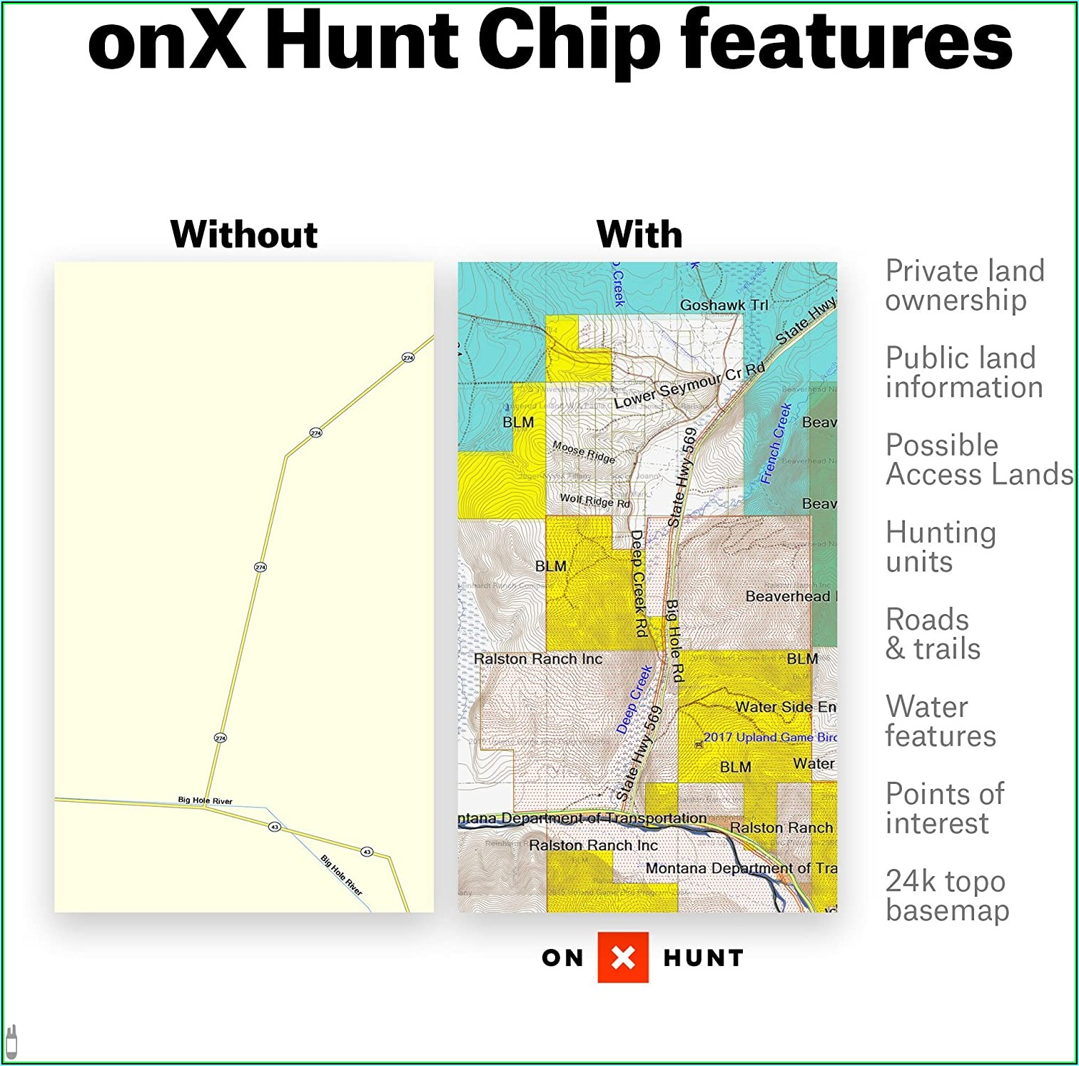 Gps Landowner Maps