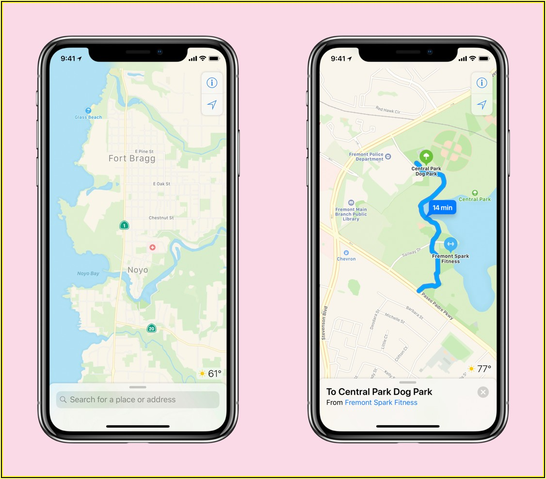 Gps Map Maker Ios