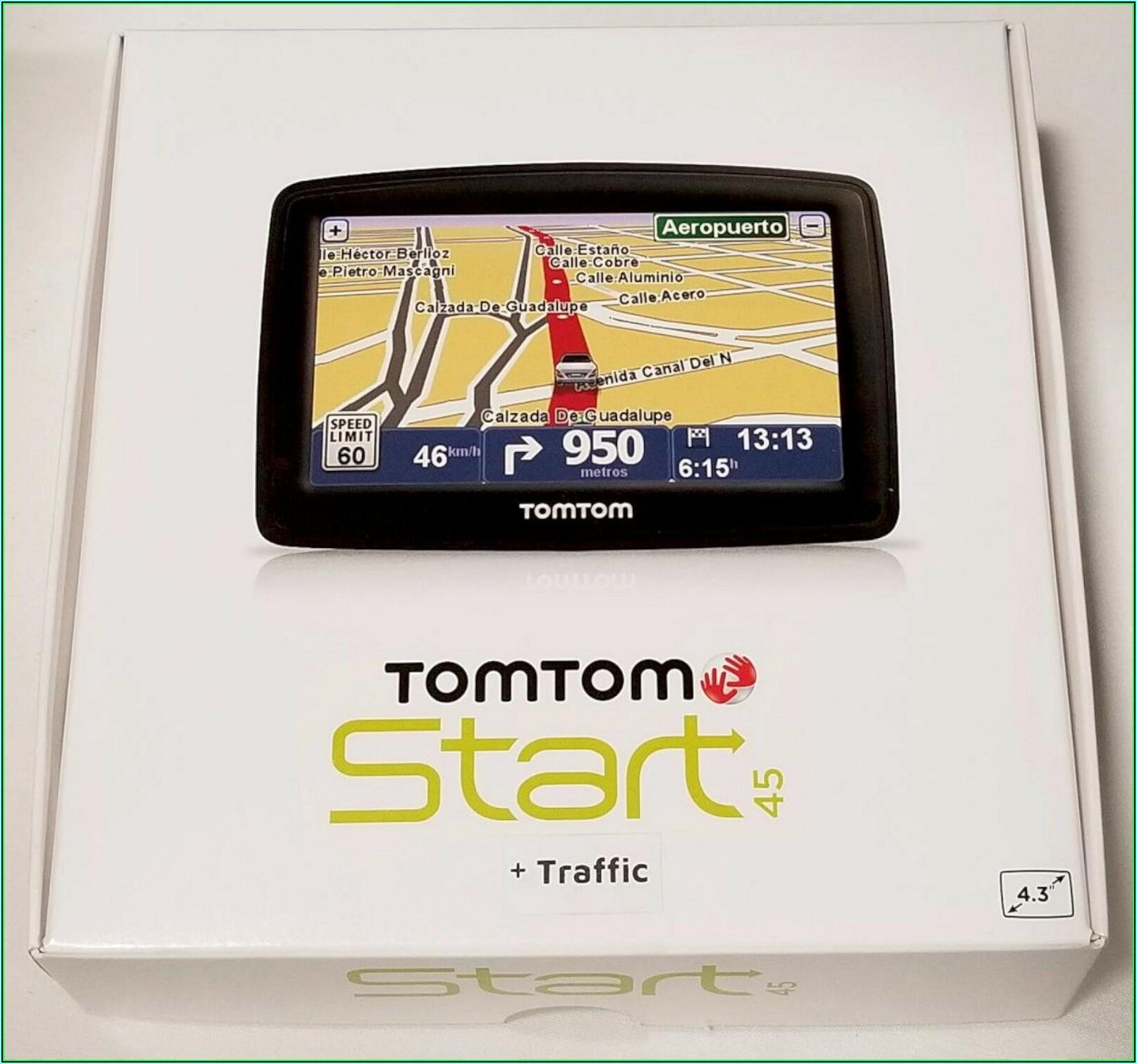 Gps Maps Tomtom
