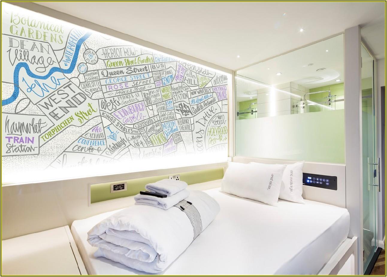 Map Of Premier Inns In London