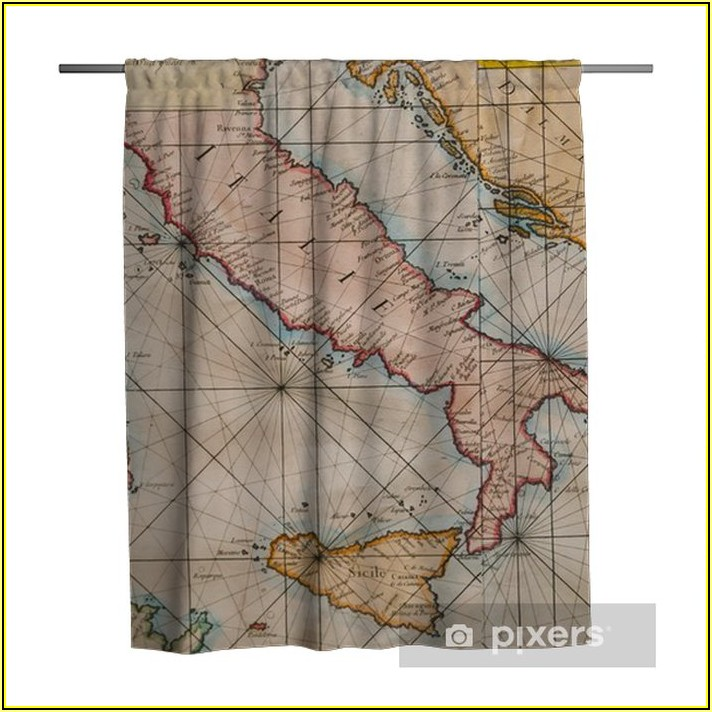 Map Of Sardinia Corsica And Sicily