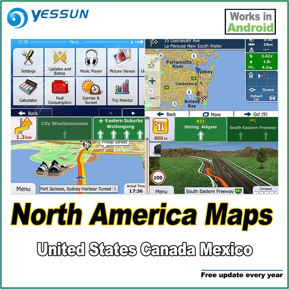 Maps Sd Card For Car
