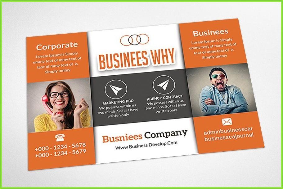 Marketing Postcard Templates