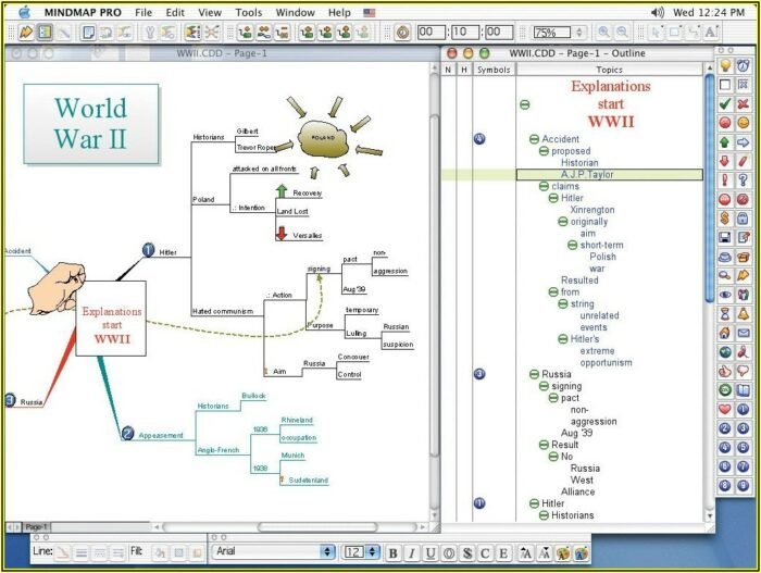 Mind Map Software Download