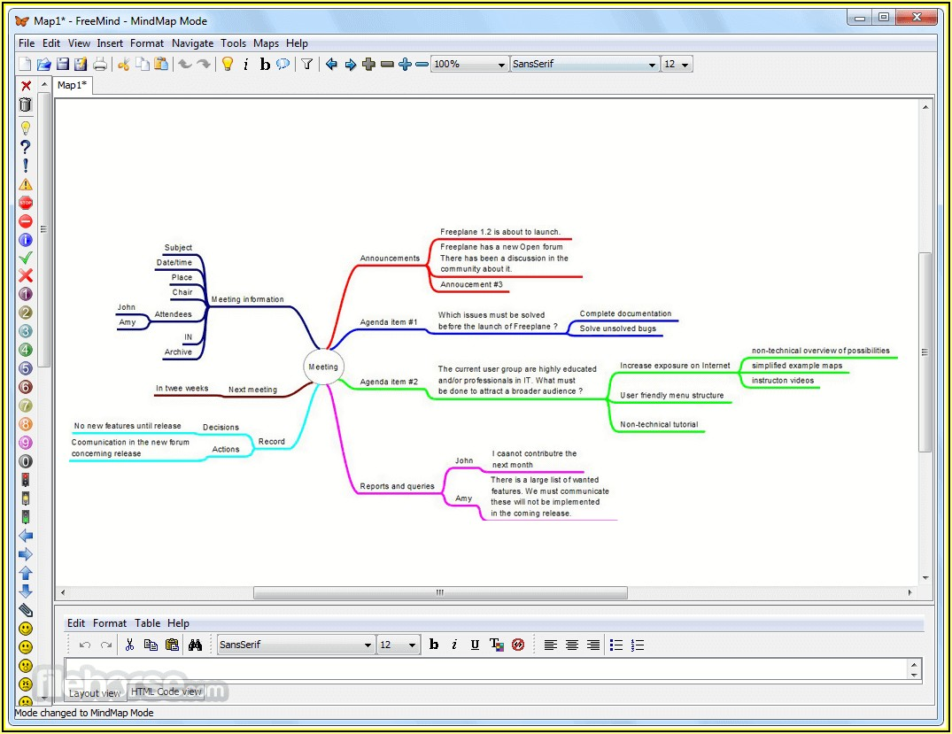 Mind Map Software Free Download For Mac
