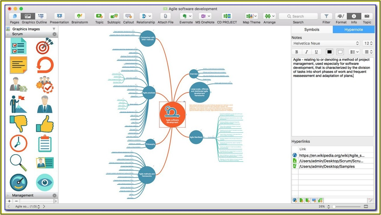 Mind Map Software Free Download Tony Buzan