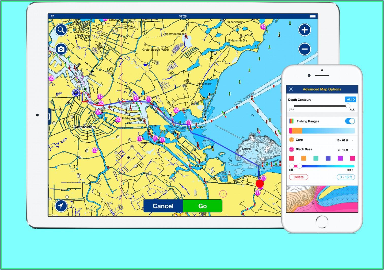 Navionics Marine Hd Maps