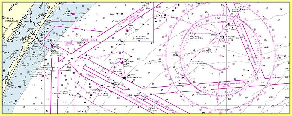Noaa Nautical Maps For Sale