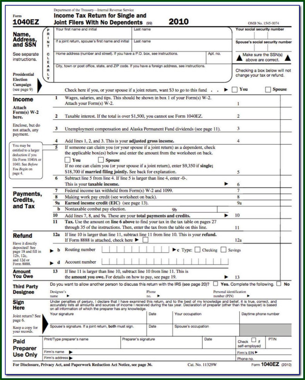 Ohio.gov 2019 Tax Forms