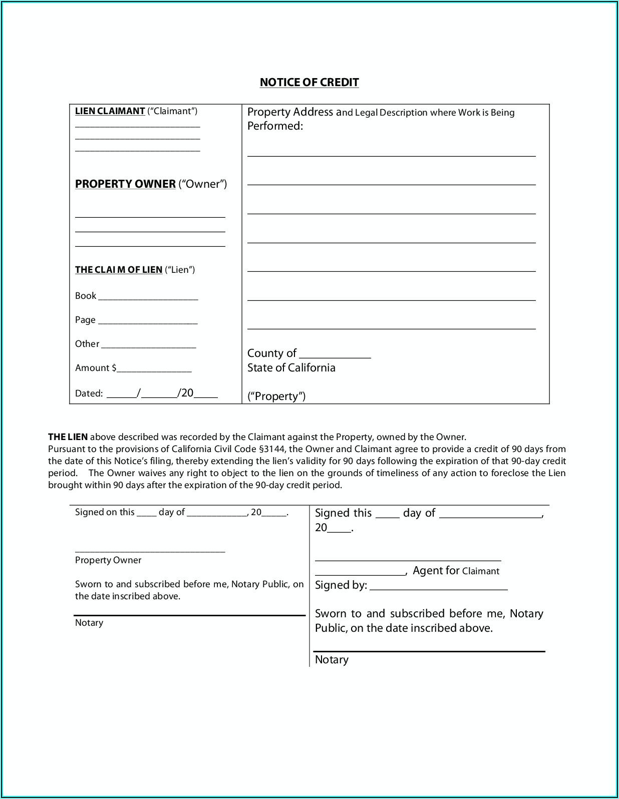 San Mateo County Grant Deed Form