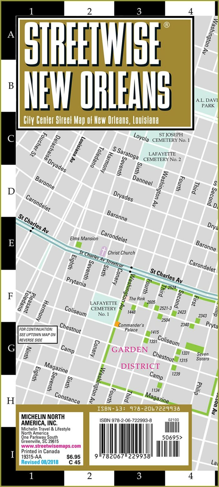 Streetwise City Maps