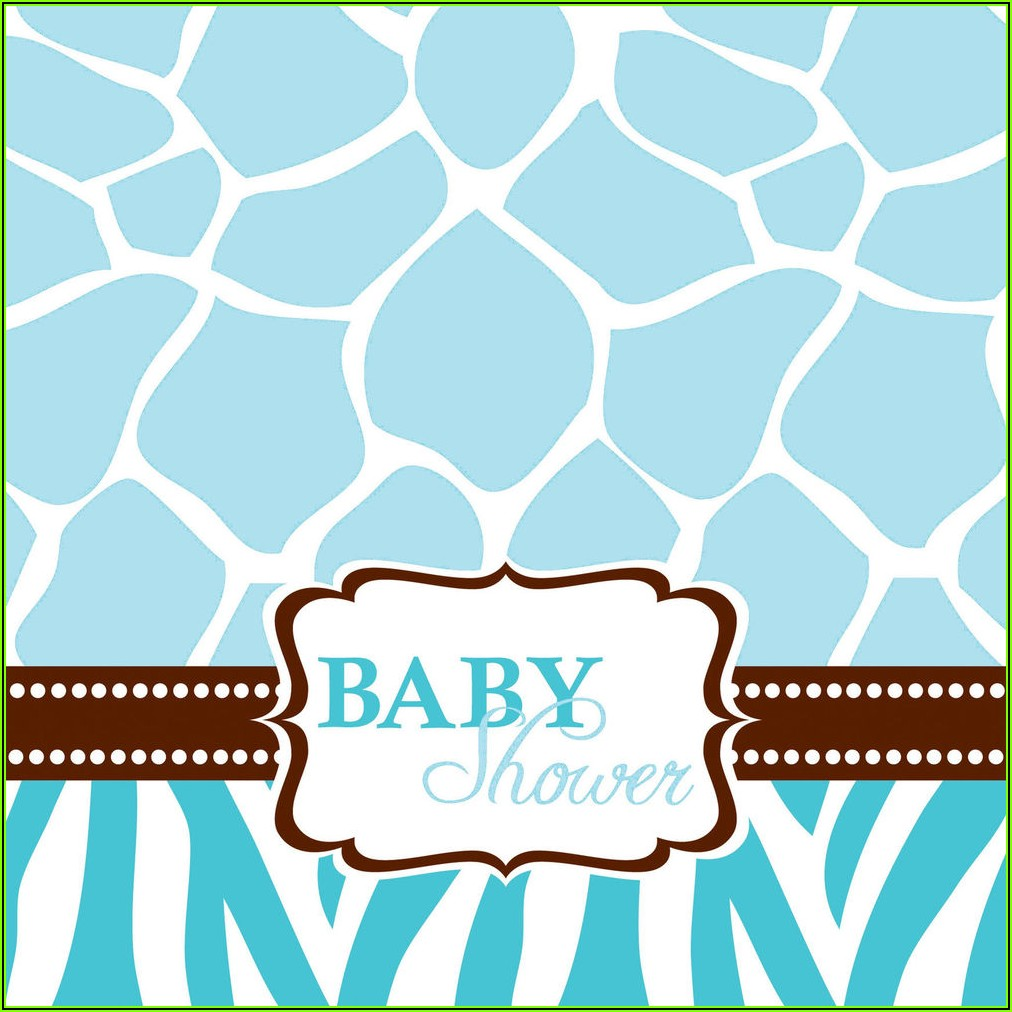 Teddy Bear Baby Shower Invitations Templates
