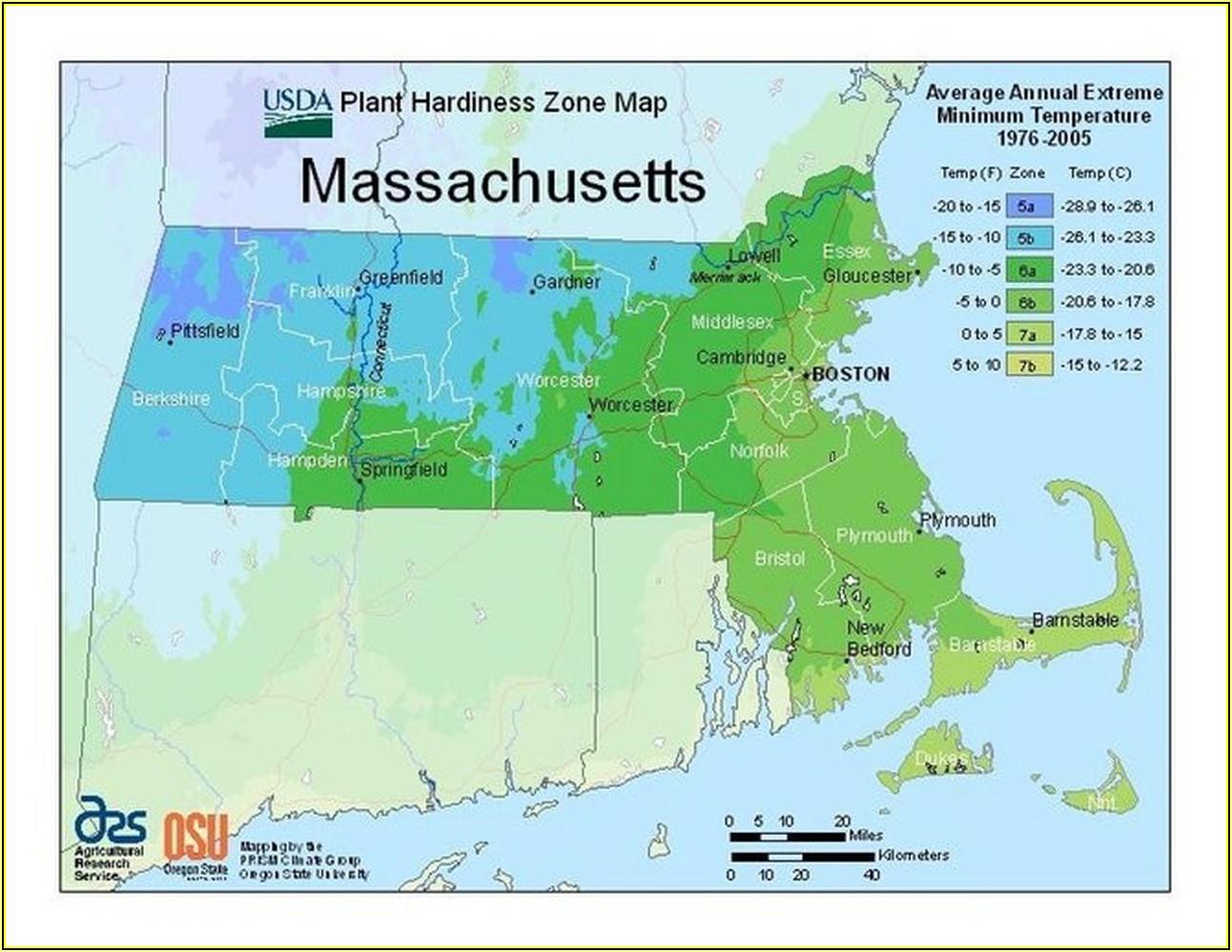 Usda Loan Map Massachusetts
