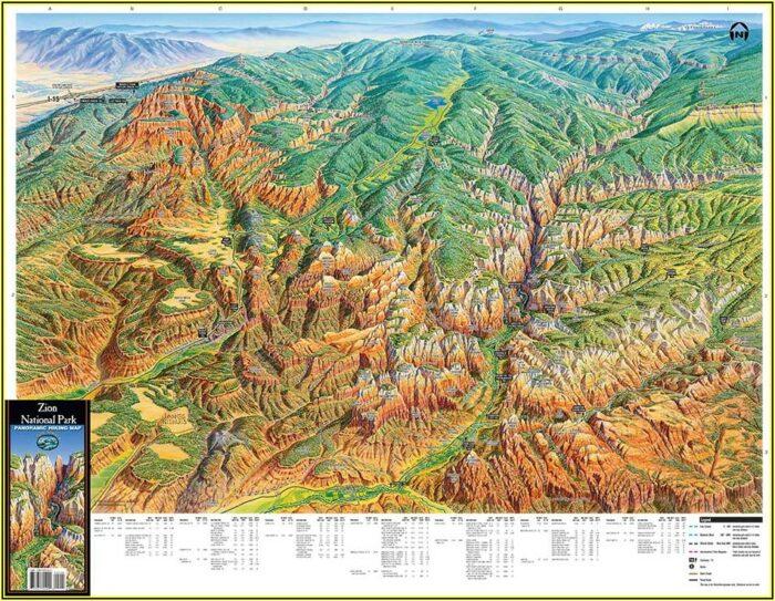 Utah Trail Maps