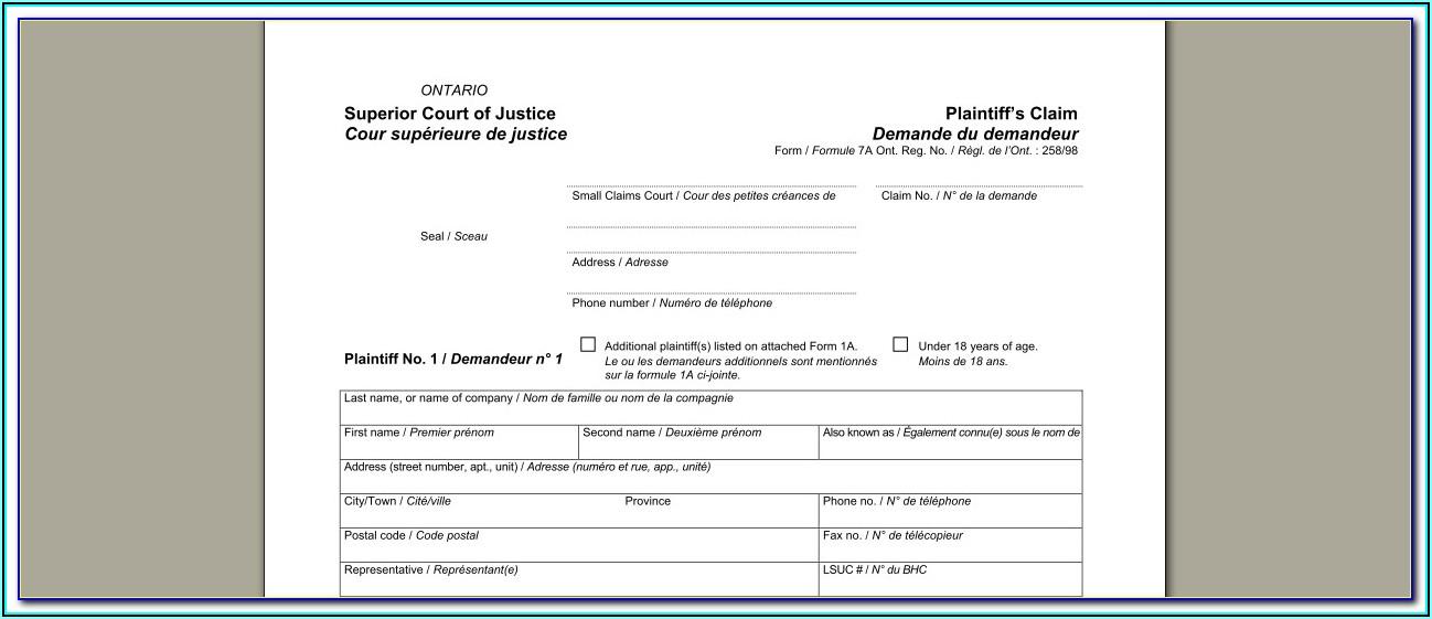 Vidal Health Claim Form