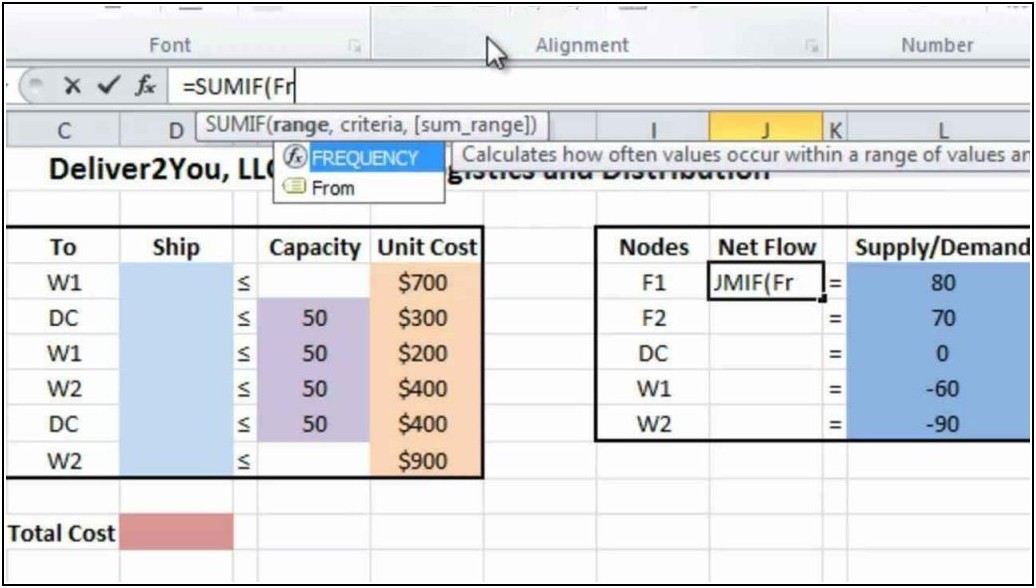 Warehouse Excel Templates Download