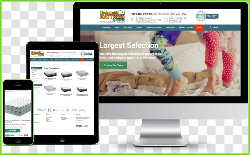 Website Template Godaddy