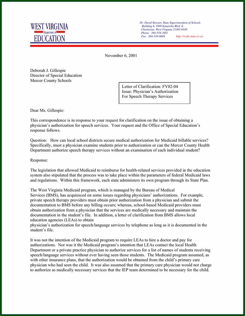 West Virginia Medicaid Prior Authorization Form