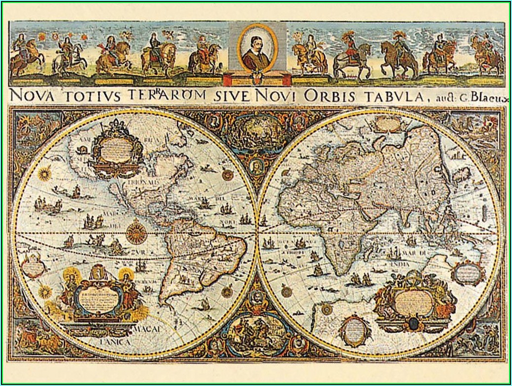 World Map Jigsaw Puzzle 5000