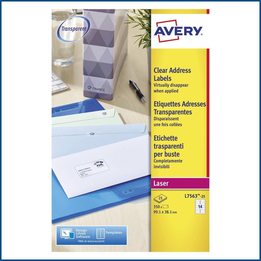 Avery Label 14 Per Sheet Template