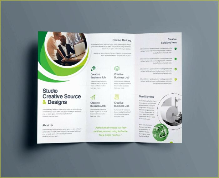 Business Flyer Templates For Word