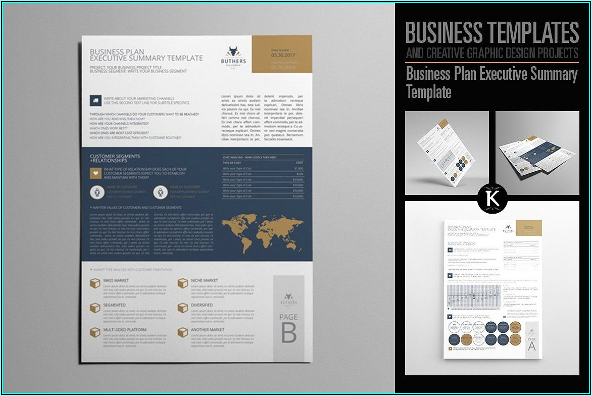 Business Plan Template Indd