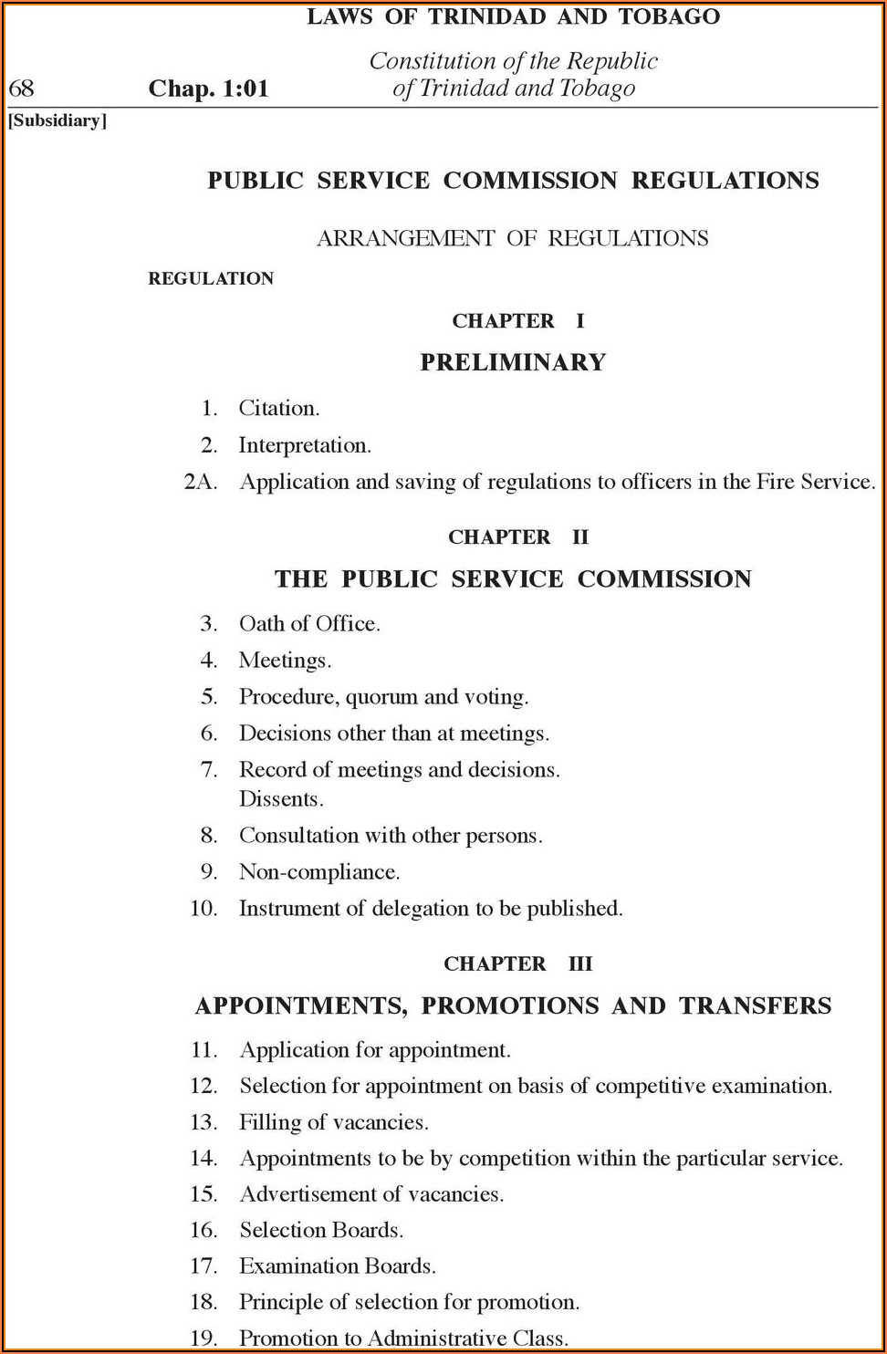 Company Bylaws Template Trinidad And Tobago