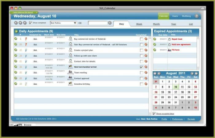 Filemaker Pro 10 Database Templates