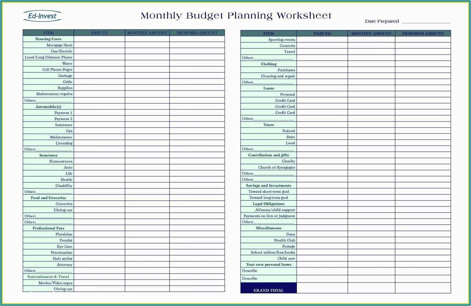 Free Accounting Spreadsheet Templates For Small Business Uk