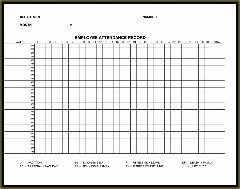Free Semi Monthly Timesheet Template Excel