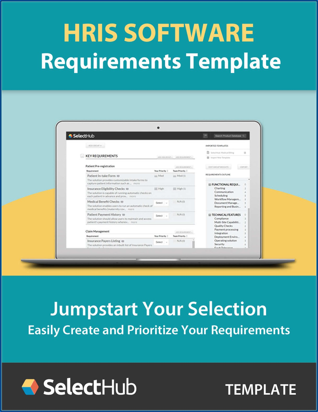 Hris Business Requirements Template